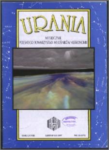 Urania 1997, R. 68 nr 11 (671)
