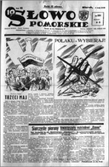 Słowo Pomorskie 1938.05.03 R.18 nr 101