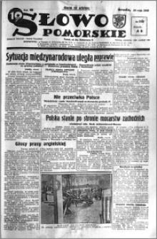 Słowo Pomorskie 1938.05.25 R.18 nr 119