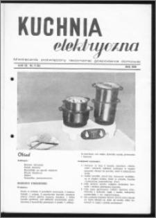 Kuchnia Elektryczna 1939, R. 3, nr 5