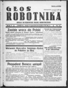 Głos Robotnika 1938, R. 1, nr 4