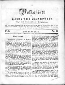 Volksblatt 1849, nr 13