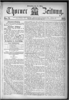 Thorner Zeitung 1869, No. 73