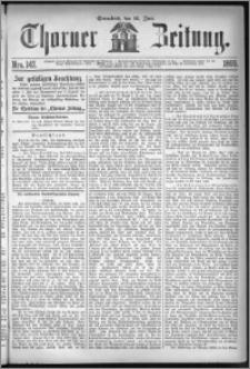 Thorner Zeitung 1869, No. 147