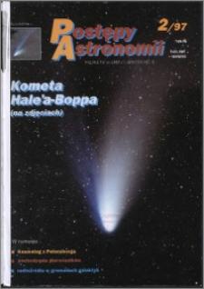Postępy Astronomii 1997, T. 45 z. 2
