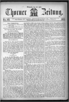 Thorner Zeitung 1869, No. 162