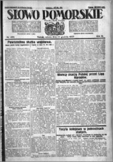 Słowo Pomorskie 1923.12.15 R.3 nr 287