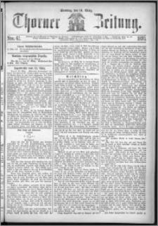 Thorner Zeitung 1870, No. 61