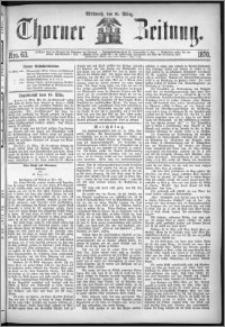 Thorner Zeitung 1870, No. 63