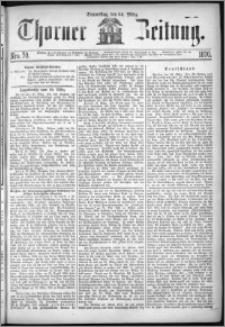 Thorner Zeitung 1870, No. 70
