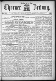 Thorner Zeitung 1870, No. 74