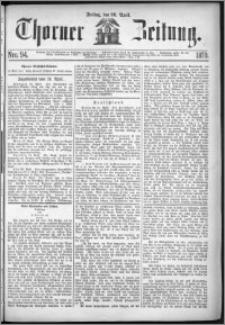 Thorner Zeitung 1870, No. 94