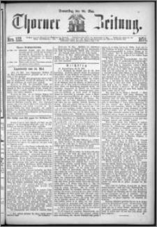 Thorner Zeitung 1870, No. 122