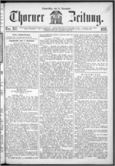 Thorner Zeitung 1870, No. 258