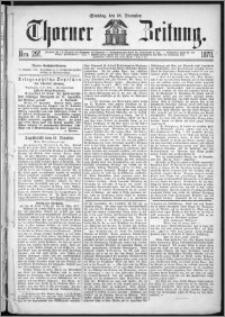 Thorner Zeitung 1870, No. 297