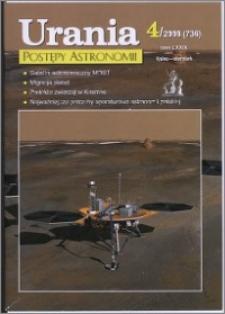 Urania - Postępy Astronomii 2008, T. 79 nr 4 (736)