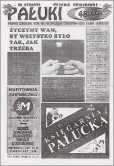Pałuki. Pismo lokalne 1993.12.17 nr 48-49 (96-97)