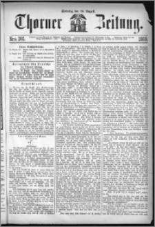 Thorner Zeitung 1869, No. 202