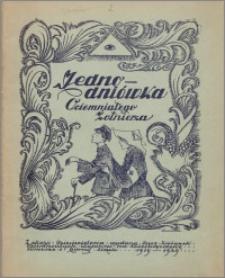Jednodniówka ociemniałego żołnierza 1919-1929