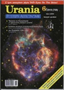 Urania - Postępy Astronomii 2010, T. 81 nr 6 (750)