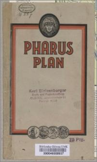 Pharus-Plan der Stadt Elbing