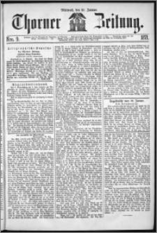 Thorner Zeitung 1871, Nro. 9