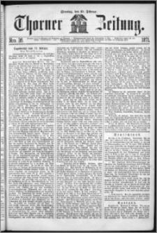 Thorner Zeitung 1871, Nro. 38