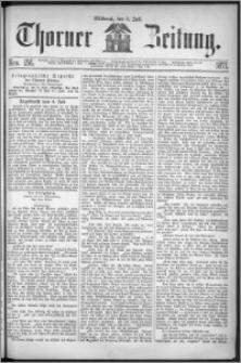 Thorner Zeitung 1871, Nro. 156