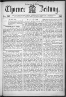 Thorner Zeitung 1871, Nro. 242
