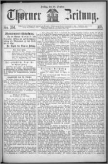 Thorner Zeitung 1871, Nro. 254