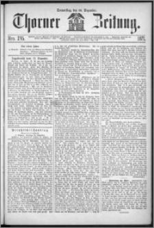 Thorner Zeitung 1871, Nro. 295