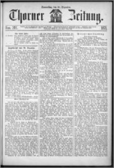 Thorner Zeitung 1871, Nro. 301