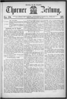 Thorner Zeitung 1871, Nro. 304