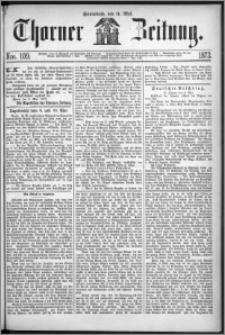 Thorner Zeitung 1872, Nro. 109