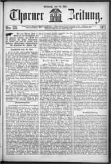 Thorner Zeitung 1872, Nro. 123