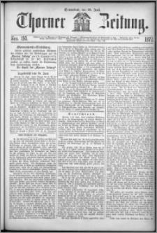 Thorner Zeitung 1872, Nro. 150