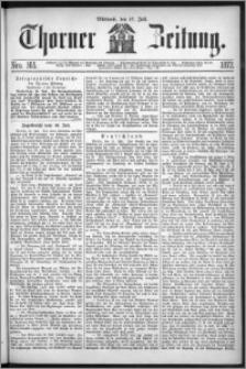 Thorner Zeitung 1872, Nro. 165