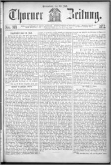 Thorner Zeitung 1872, Nro. 168