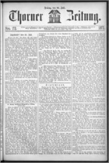 Thorner Zeitung 1872, Nro. 173