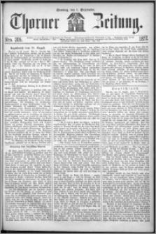 Thorner Zeitung 1872, Nro. 205