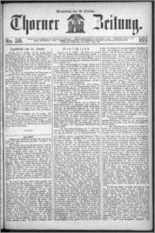Thorner Zeitung 1872, Nro. 246