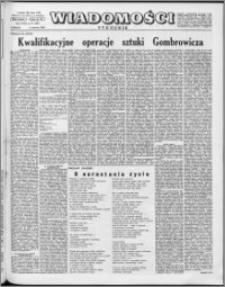 Wiadomości, R. 18 nr 23 (897), 1963