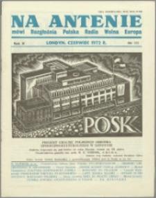 Na Antenie 1972, R. 10 nr 111