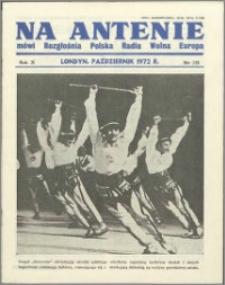 Na Antenie 1972, R. 10 nr 115