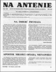 Na Antenie 1981, R. 19 nr 215