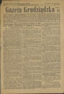 Gazeta Grudziądzka 1926.01.23 R.31 nr 10