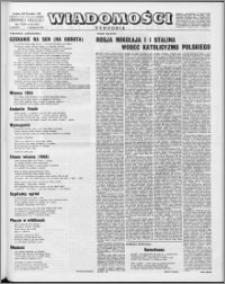 Wiadomości, R. 18 nr 44 (918), 1963