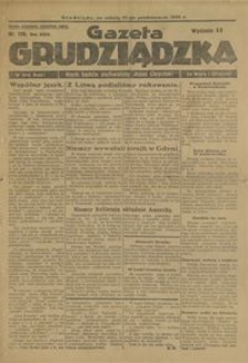 Gazeta Grudziądzka 1928.10.27 R. 35 nr 128