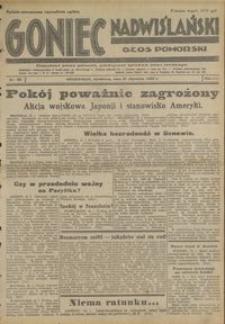 Goniec Nadwiślański : Głos Pomorski : niezależne pismo poranne poświęcone sprawom stanu średniego : 1932.01.31, R. 8 nr 25