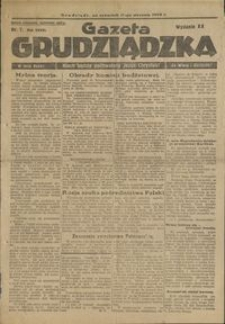 Gazeta Grudziądzka 1929.01.17 R. 36 nr 7